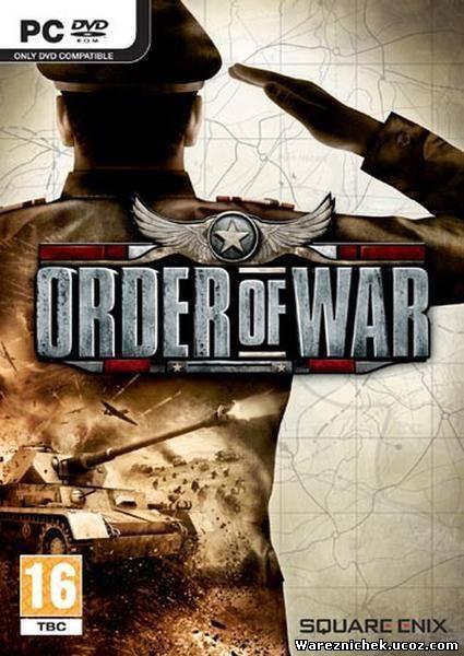 Order of War: Освобождение. . Тут мы попадаем на поля Второй Мировой войны. .